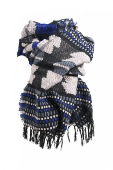 Fala Scarf in Blue