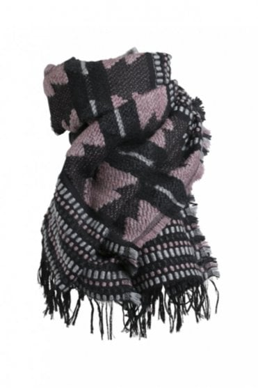 Fala Scarf in Rose
