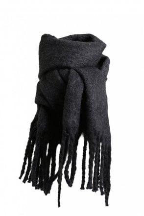 Helina Scarf in Black