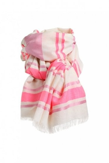 Jana Scarf in Pink