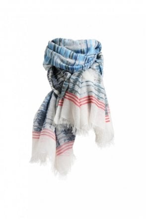 Jane Scarf in Denim