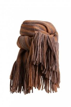 Kane Scarf in Camel