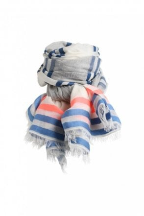 Leni Scarf in Blue
