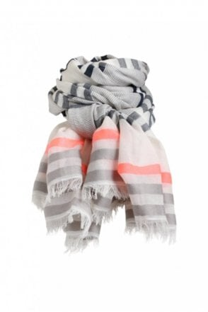 Leni Scarf in Grey