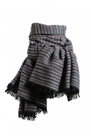 Mara Scarf in Black