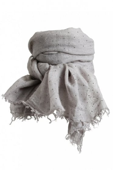 Neva Scarf in Grey