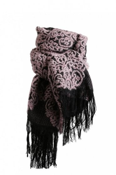 Sami Scarf in Rose