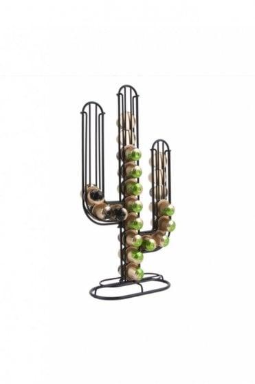 Black Cactus Coffee Pod Holder