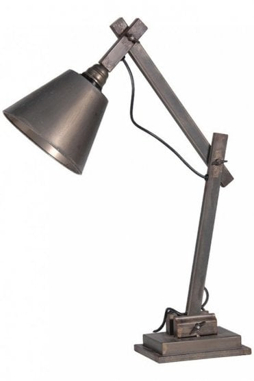 Black Office Desk Lamp