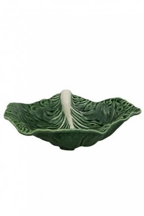 Cabbage Crooked Leaf Bowl