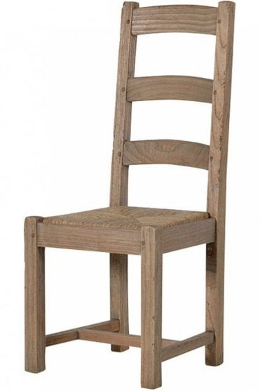 Colonial Reclaimed Pine Dining Chair