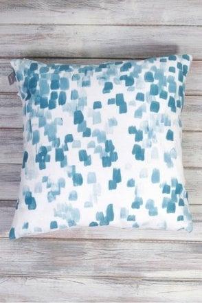 Credo Cushion in Aqua