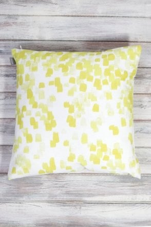 Credo Cushion in Mustard
