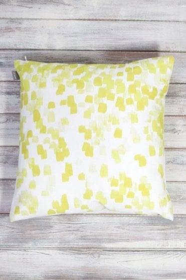 Credo Cushion in Mustard