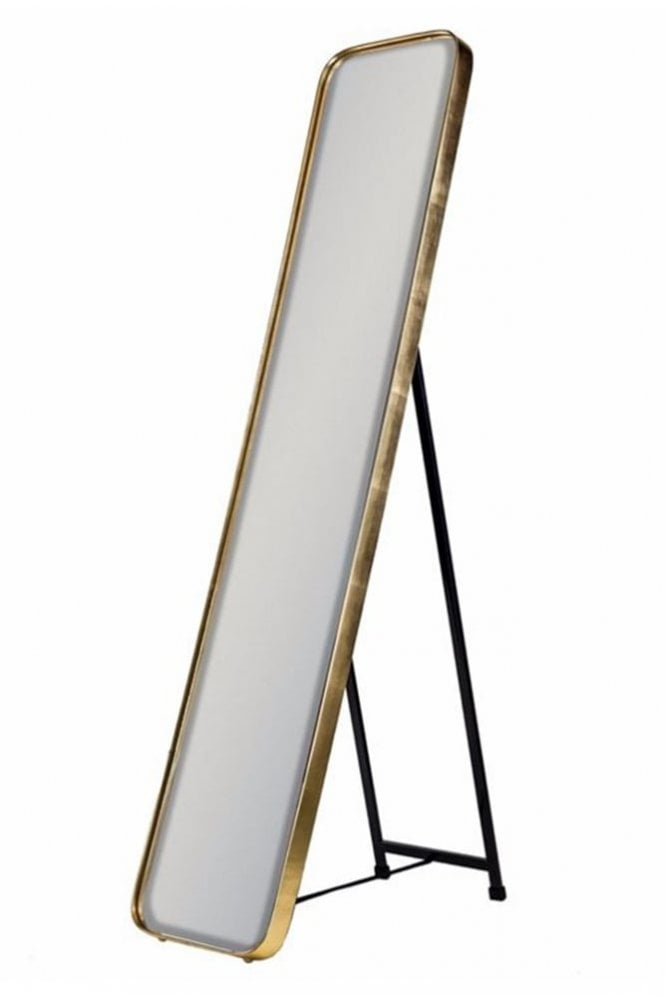 Sue Parkinson Home Collection Gold Framed Arden Cheval Dressing Mirror