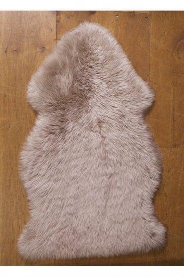 Linn Long Haired Sheepskin in Camel
