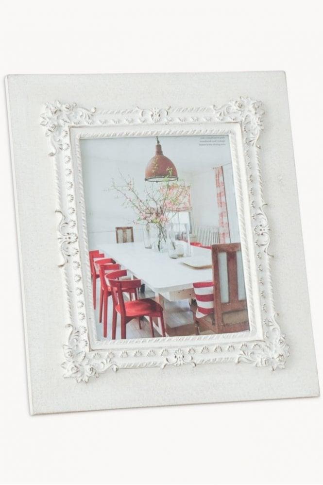 Sue Parkinson Home Collection Maitland Cream Photo Frame