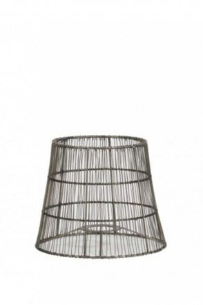 Manusa Wire Shade in Nickel