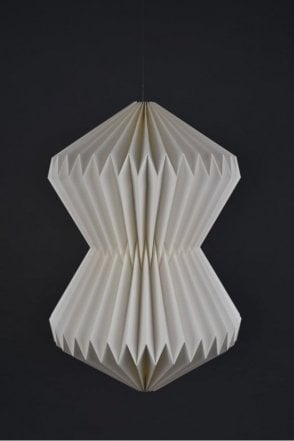 Paper Dome Lampshade