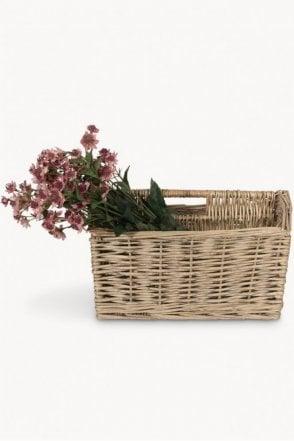 Randwick Willow Magazine Basket