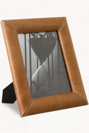 Redlands Large Leather Frame