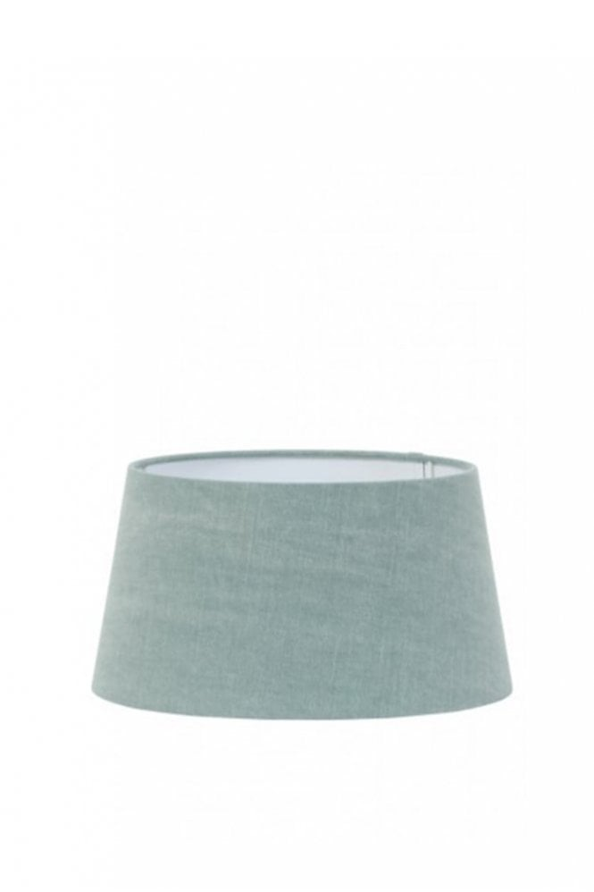 The Home Collection Round Shade in Vintage Water