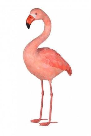 Small Deco Pink Flamingo