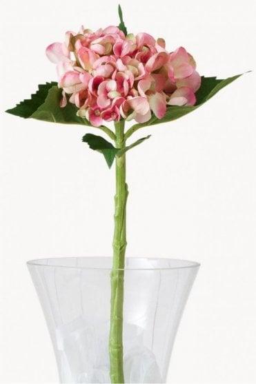Sunbury Sweet Pink Decorative Hydrangea Flower