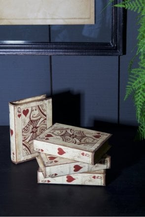 The Queen Of Hearts Book Box