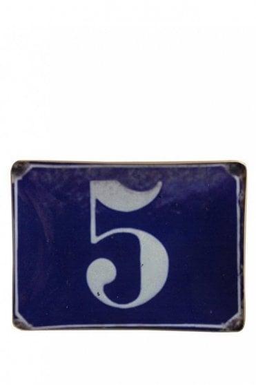 Vidrio Change Tray – French Number
