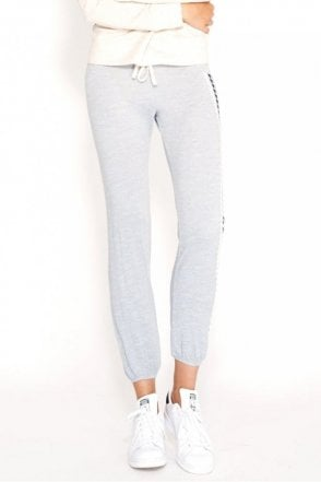 Heathered Terry Triangle Sweatpant