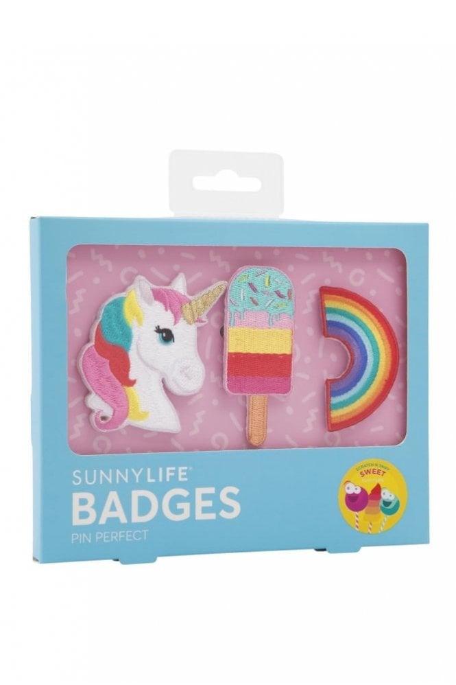 Sunnylife Badges Sweet Tooth