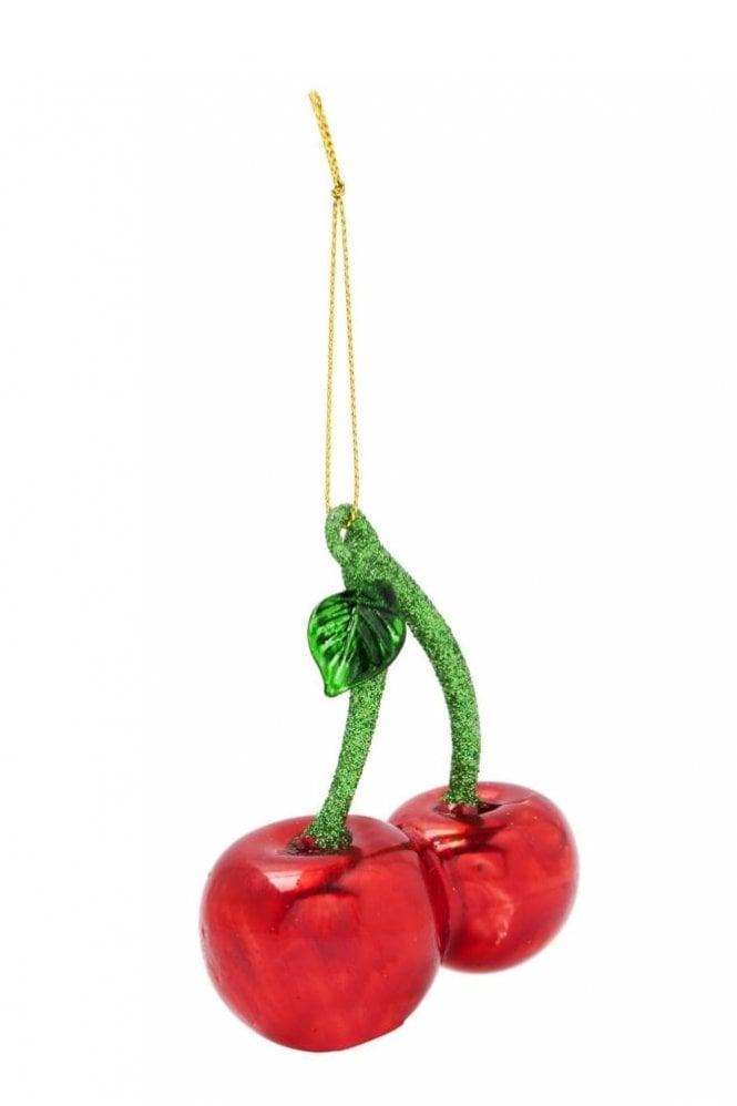 Sunnylife Festive Ornament Cherry