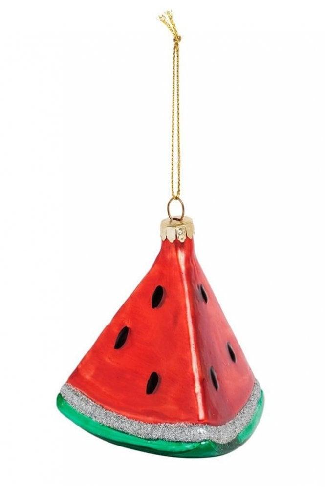 Sunnylife Festive Ornament Watermelon
