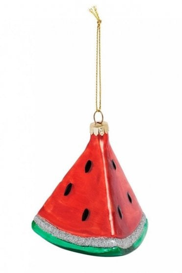 Festive Ornament Watermelon