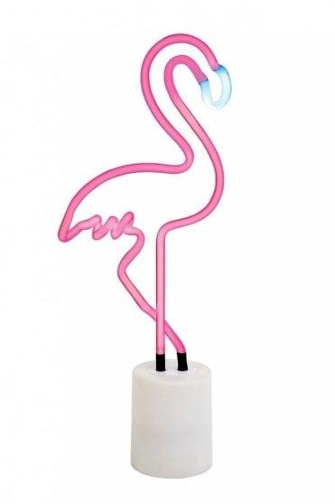 Flamingo Neon Light Large
