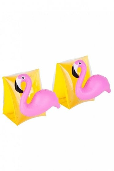 Inflatable Arm Bands – Flamingo