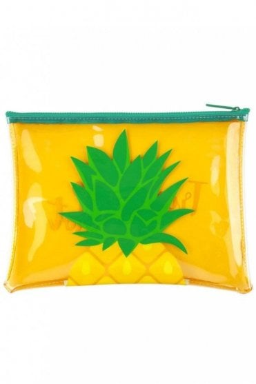 See Thru Pouch Pineapple