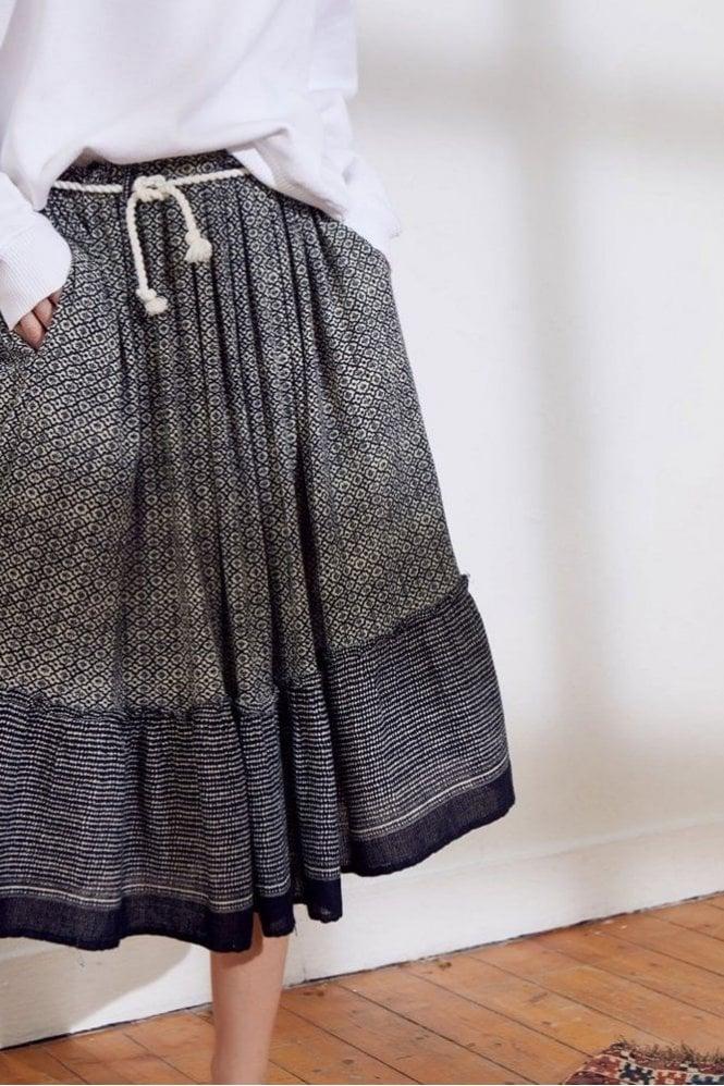 Swildens Sedum Skirt in Black