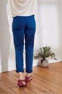 Swildens Syan Trousers in Bleu Klein