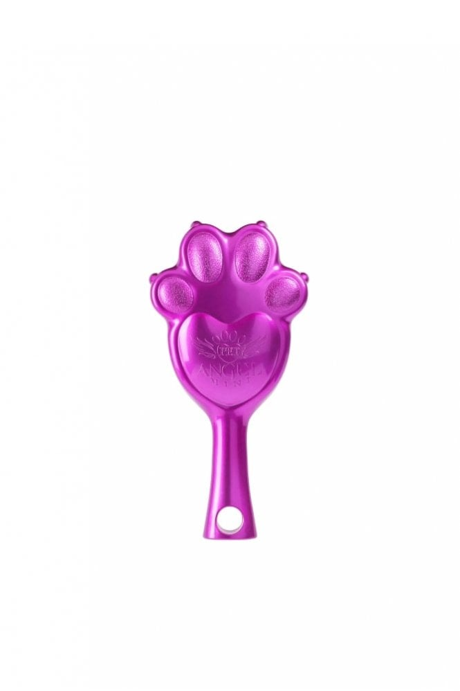 Tangle Angel Pet Angel Mini Brush in Fuchsia