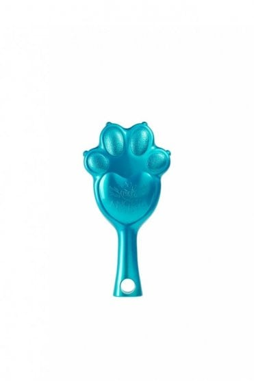 Pet Angel Mini Brush in Turquoise