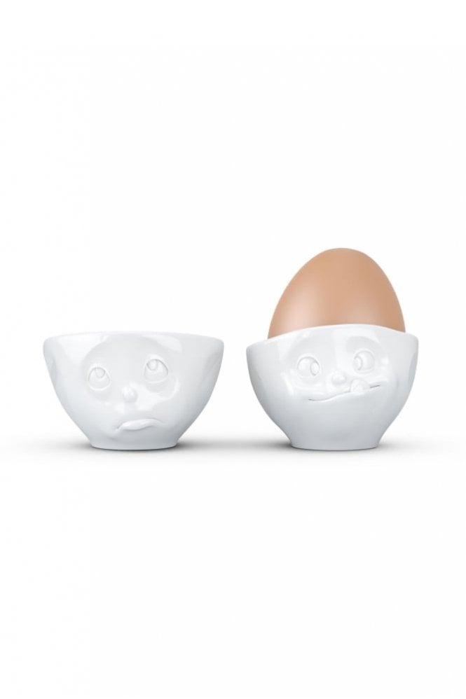 Tassen Oh Please & Tasty Egg Cup Set