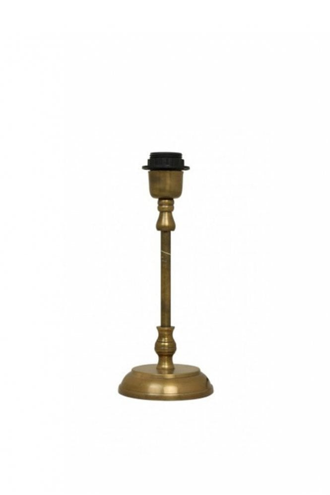 The Home Collection Mithun Lamp Base in Antique Bronze