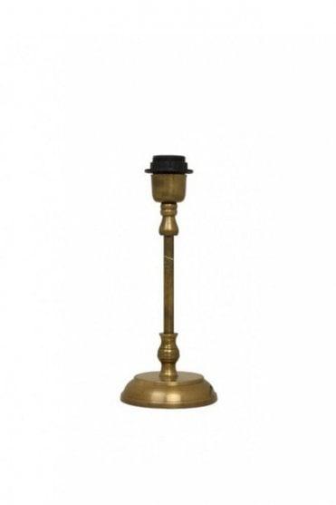 Mithun Lamp Base in Antique Bronze