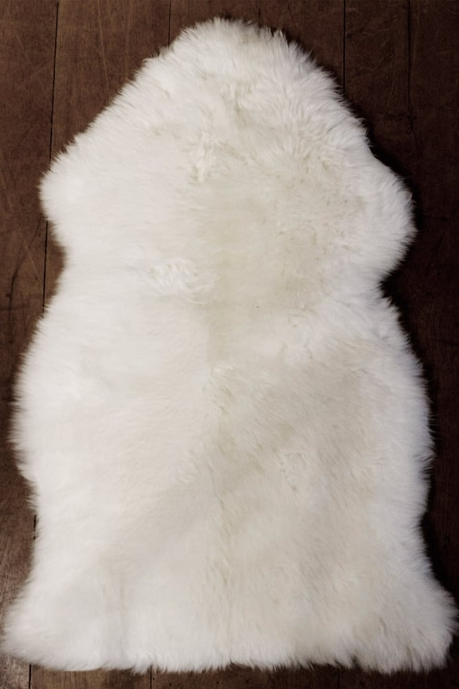 The Home Collection Sheepskin Rug