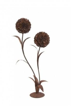 Double Stem Flower