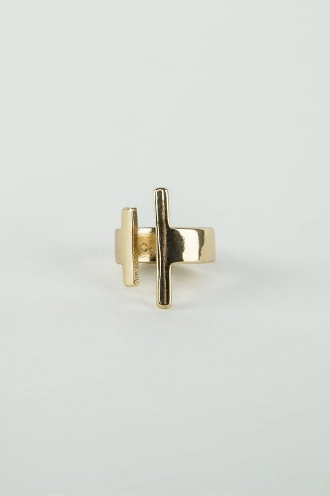 Tutti & Co Gold Concept Ring