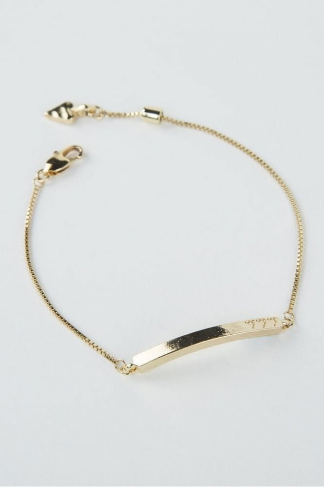 Tutti & Co Gold Desire Bracelet