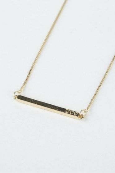 Gold Desire Necklace